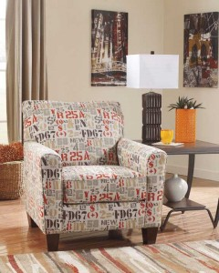 Deshan Accent Chair