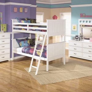 LuLu Bunk Bed w/Mattresses