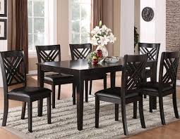 Brooklyn Dining Table and 6 Chairs