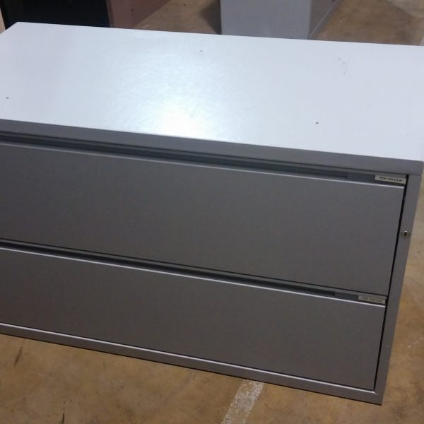 2-Door Filing Cabinet