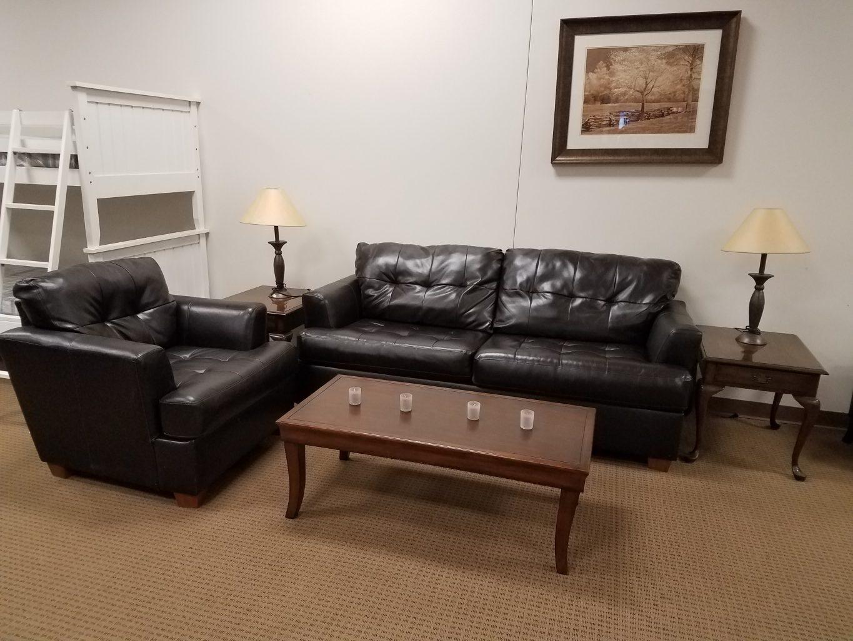 19 piece whole home furniture package. Black Bedroom Furniture Sets. Home Design Ideas