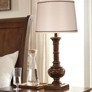 Bronze Table Lamps – Oakleigh by Ashley