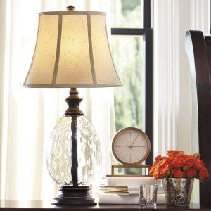 Olivia Lamp Set by Ashley