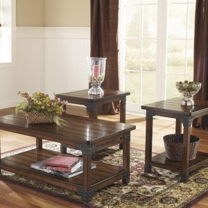 Murphy Coffee Table and 2 End Tables