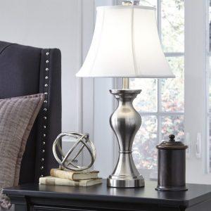 Rishona Lamp Set by Ashley