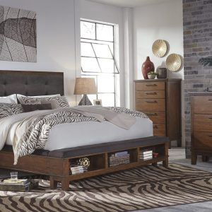 Seven Piece Bedroom Set-Ralene By Ashley