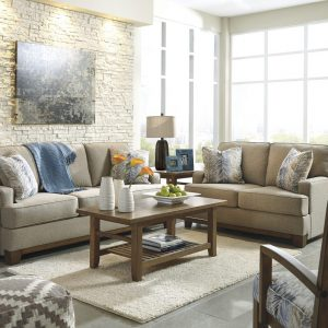 Sofa and Loveseat- Hillsway by Ashley