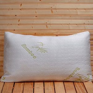 Free Sheradian Memory Foam  Pillow with Purchase of Mattress And Foundation