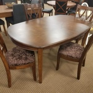 Dining Table and 4 Chairs-Winslow