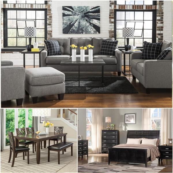 Deluxe Rental Package - McGuire Furniture Furniture Rentals & Sales – New & Used