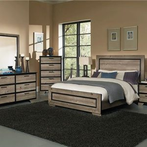 5 Piece Bedroom Set-Greyson by Perdue