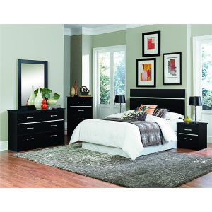 5-Piece Bedroom Set Interlude by Perdue