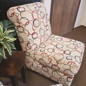 LaBoca-Onyx Accent Chair