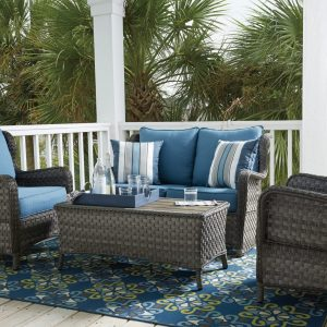 4-Piece Outdoor Seating Set-Abbots Court by Ashley