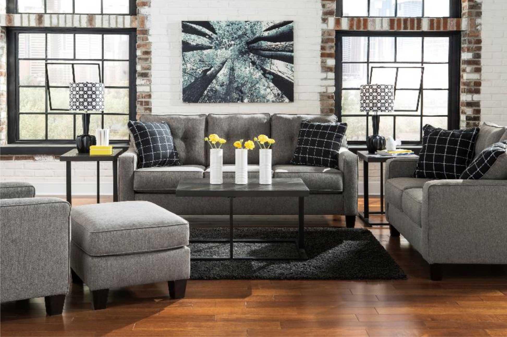 Deluxe Living Room 1